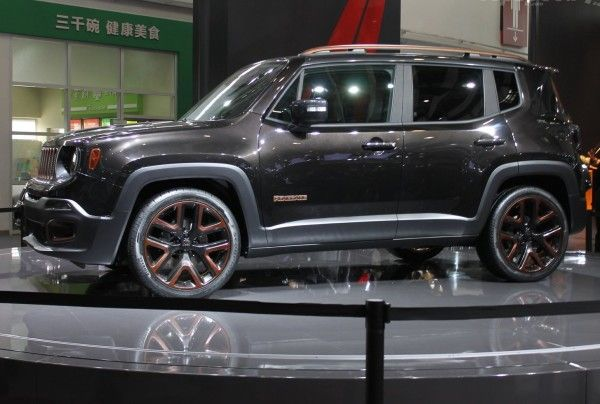 2014 Jeep Renegade Zi You Xia Review Specs Price With Images Video