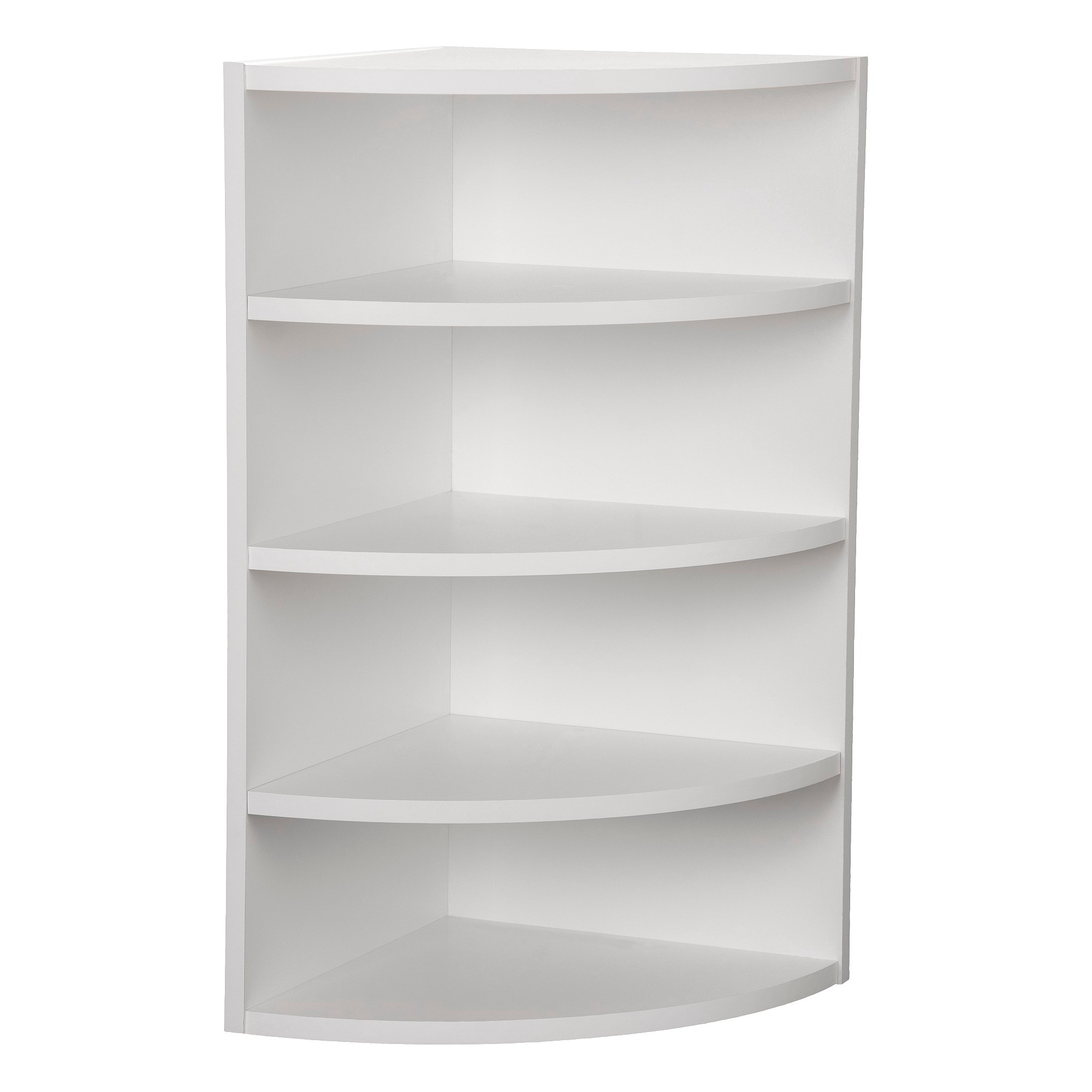 Foremost Corner Radius Cube White (30W) Cube storage