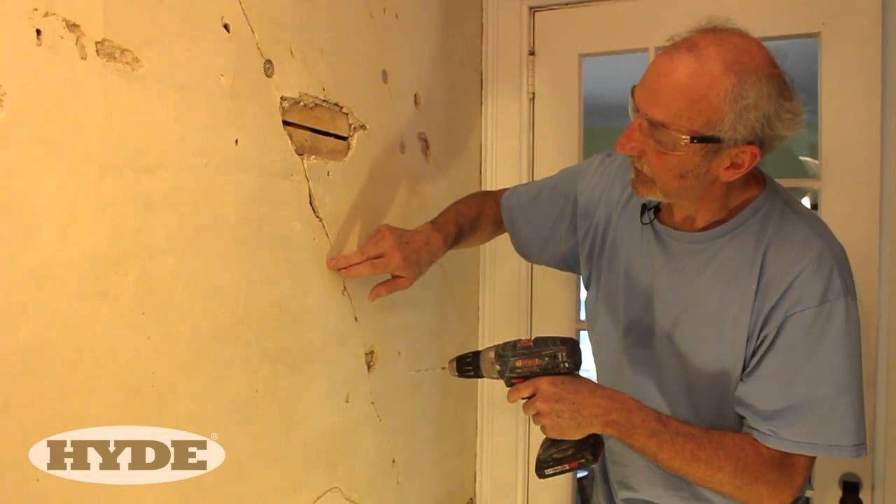 Fix Cracks in Plaster Like a Pro Plaster repair, Drywall