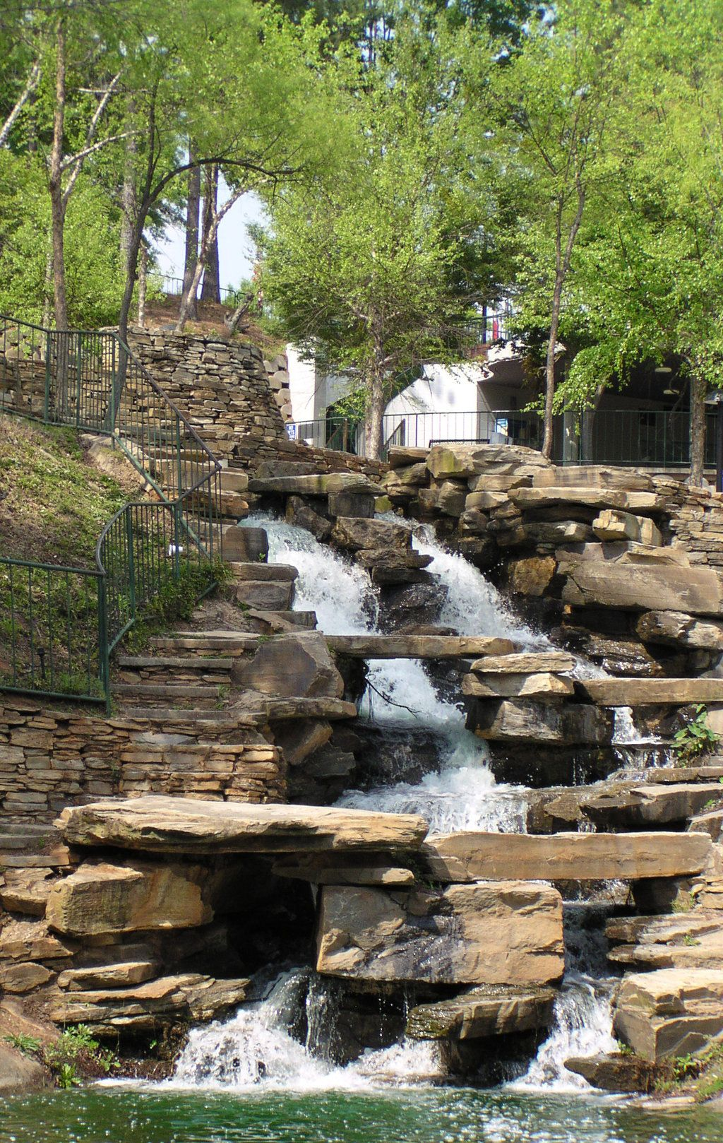 Finlay Park | Places to take photos in Columbia, SC in 2019