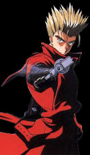 Vash The Stampede When It Is More Than Just A Cartoon