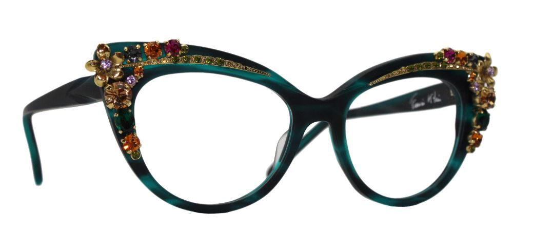 77e73a80d8d646 Francis Klein Lotus Frame   FRANCIS KLEIN   Eyewear, Glasses, Eye ...