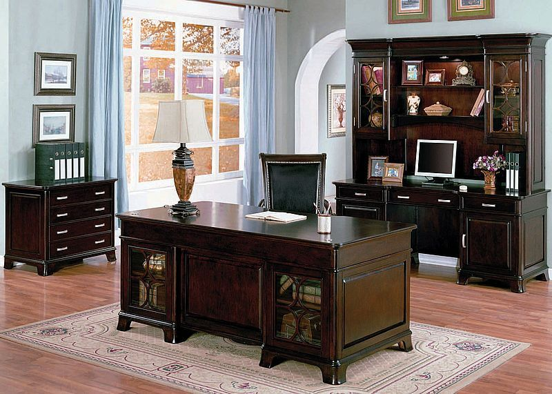 perfect 60+ Simple Home Office Design Ideas for Men The Work Place