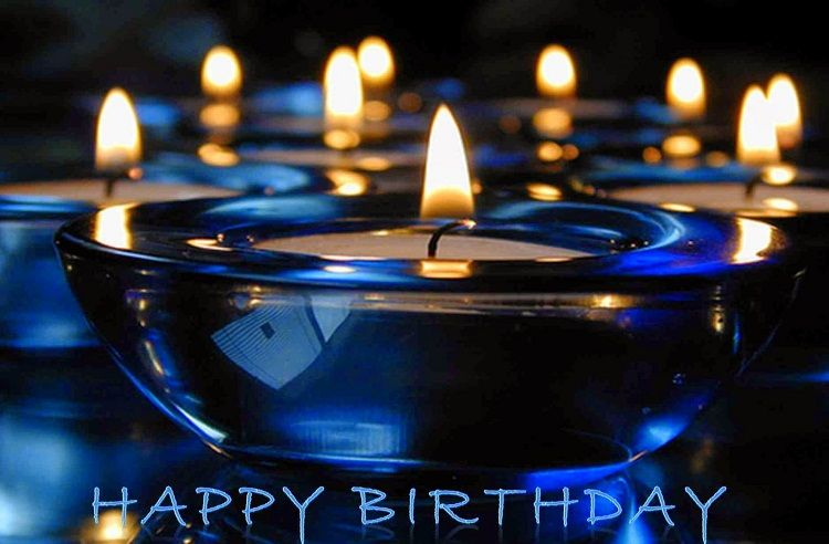 Happy Birthday Hd Images Wallpaper Pictures Photos Blue