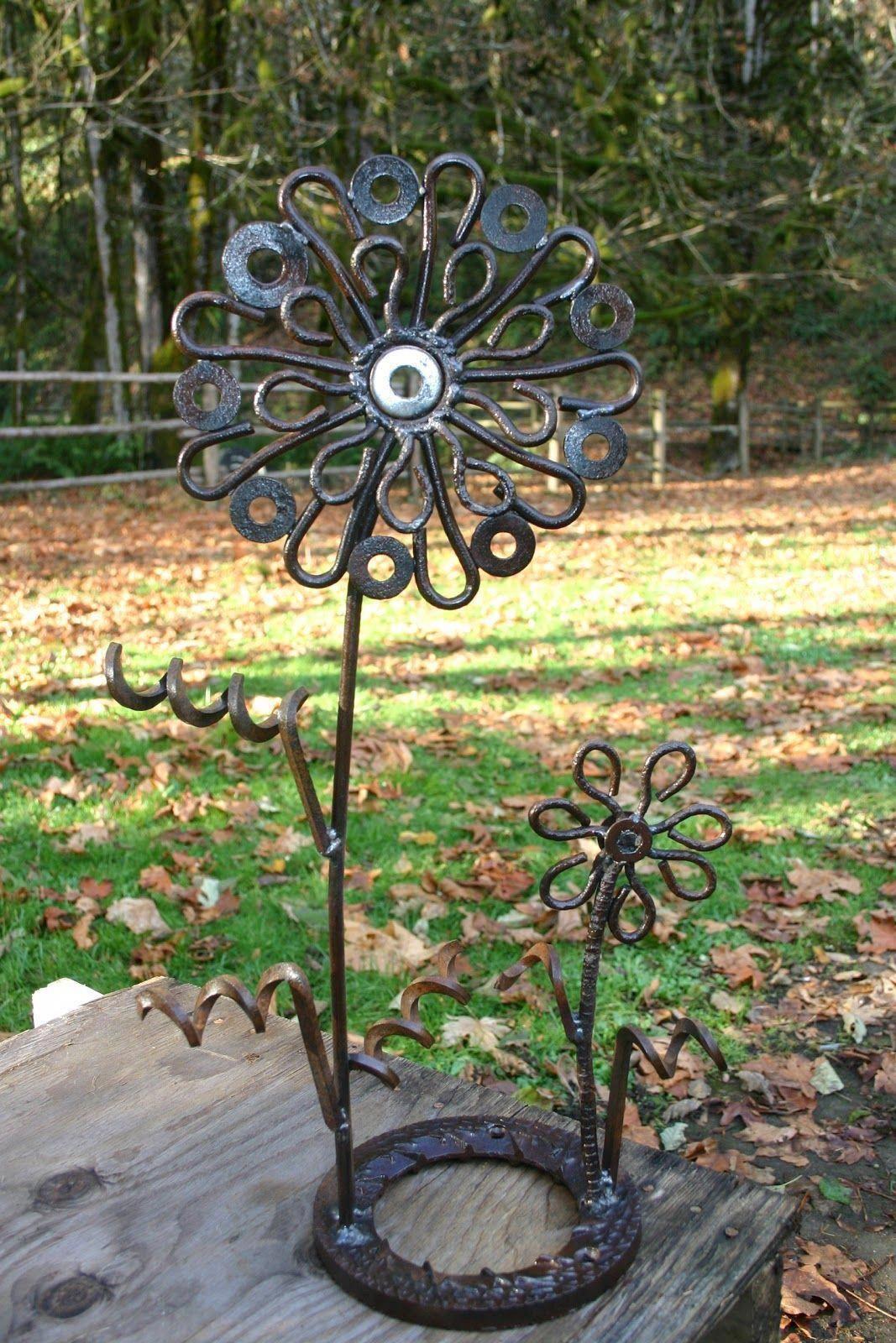 simple scrap metal art #Scrapmetalart | Scrap metal art ...