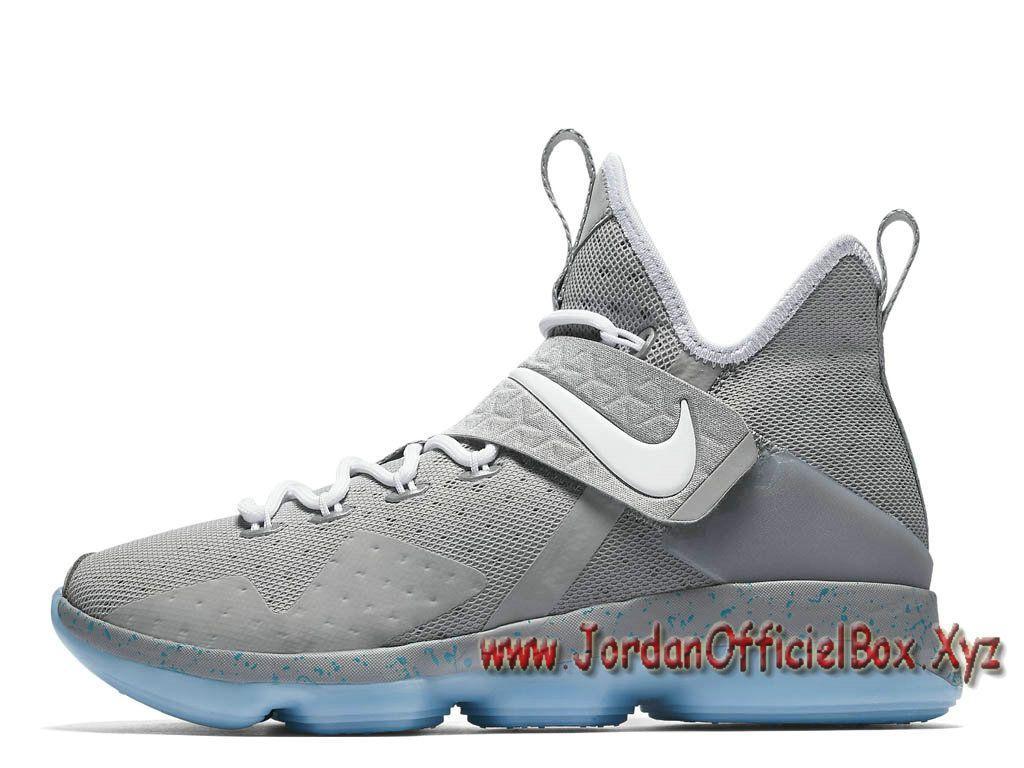 separation shoes 3b3a4 23125 Nike LeBron 14 MAG Colorway 8852405 005 Homme Nike Lebron Pas cher Pour  Prix Grey-Jordan
