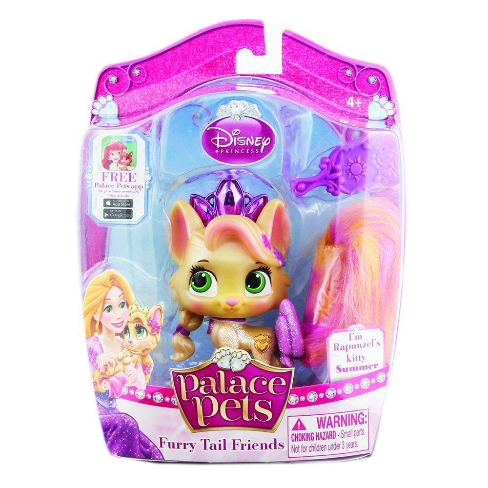 Disney Princess Palace Pets Rapunzels Kitten Summer Nib Disney Princess Palace Pets Princess Palace Pets Palace Pets