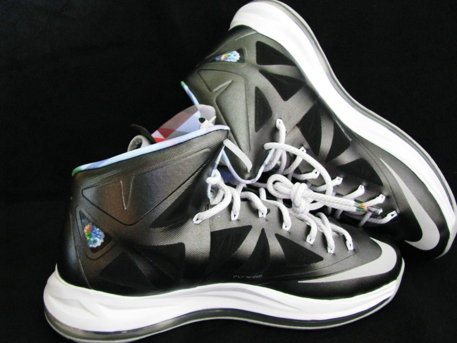 0dad1d1fde1 ... where to buy mens nike lebron x 10 prism basketball shoe 12 newlimited  release541100 004 streetwear