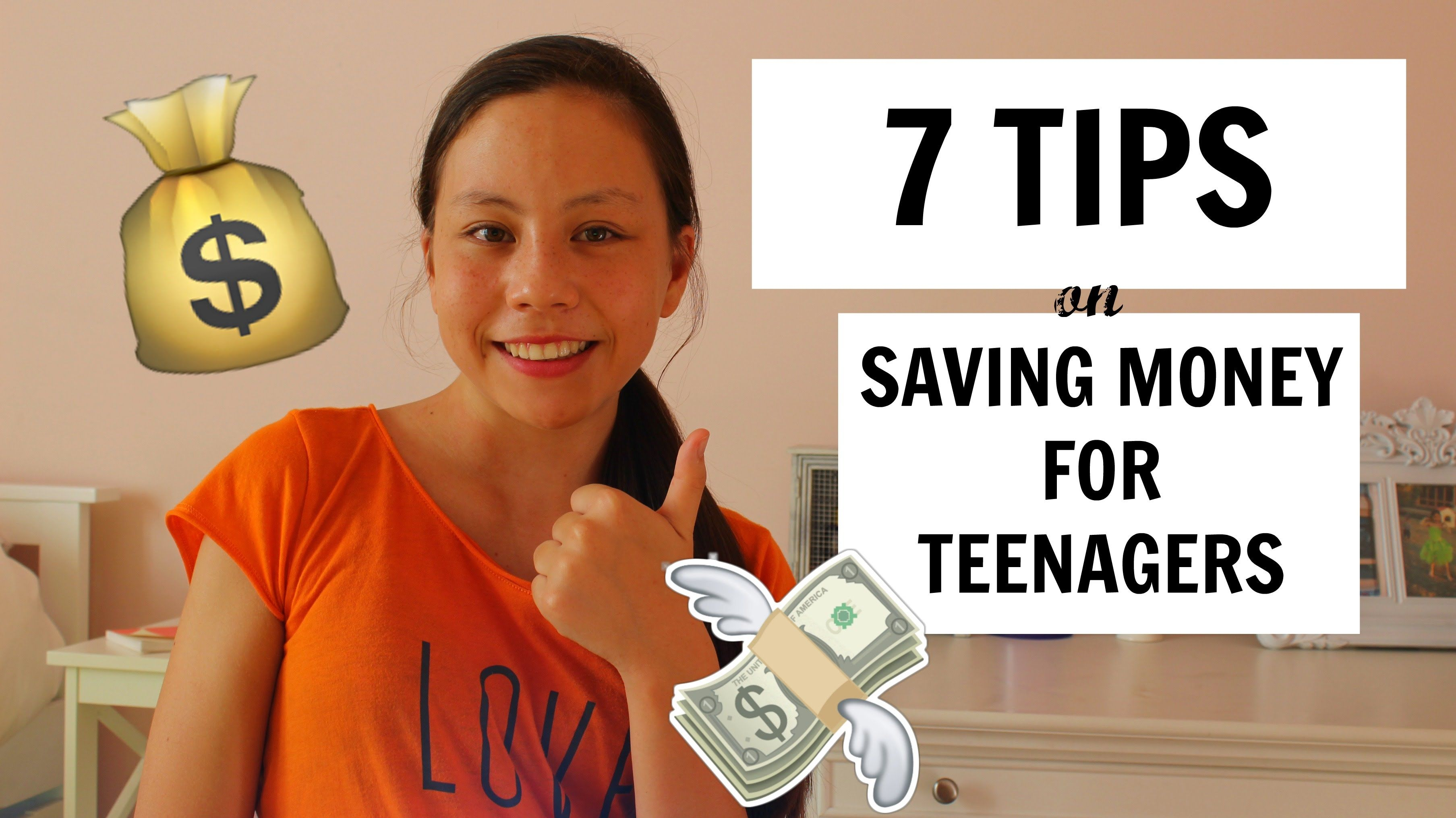 How To Save Money As A Teenager 7 Great Tips With