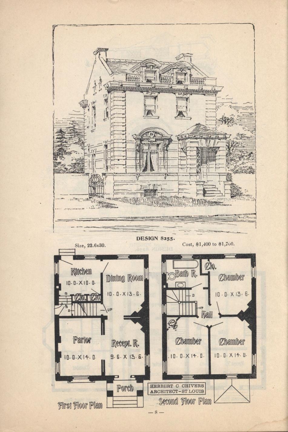 Artistic City Houses No 43 Victorian House Plans House Plans With Pictures Sims House Plans