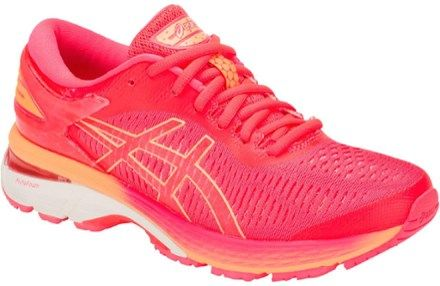 ASICS Women's Gel Kayano 25 Road Running Shoes Diva Pink