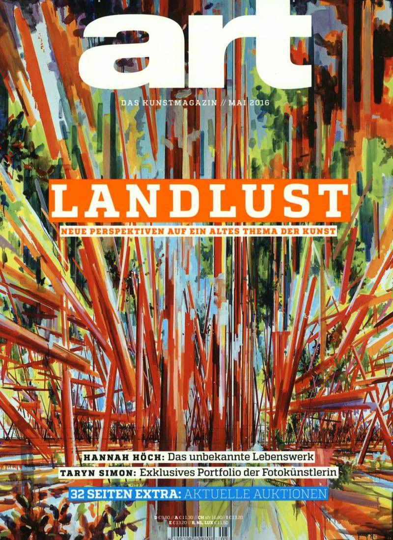 Geschenkabo Landlust das kunstmagazin abo und geschenkabo kunst