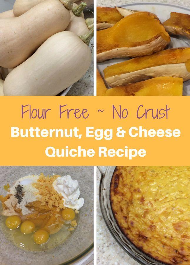 recipe: butternut squash crust quiche [32]
