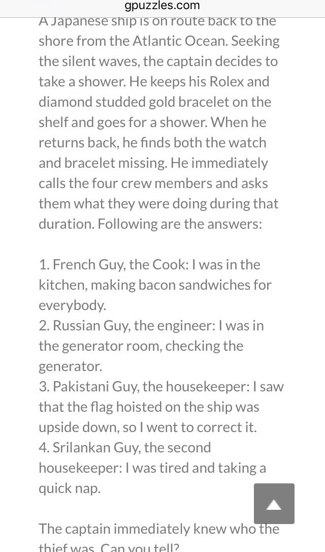 http://gpuzzles.com/brain-questions/mystery-puzzles-and-riddles ...