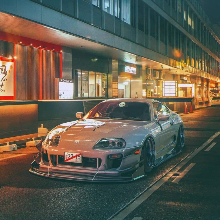 The Toyota Supra - Our Dream Car
