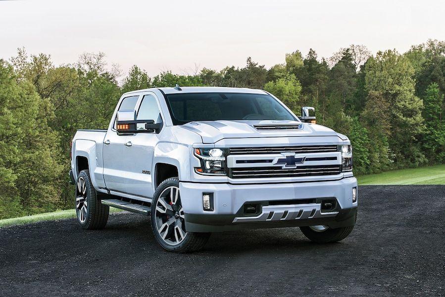 2019 Chevrolet Silverado Diesel Engine Will Be Made In Flint