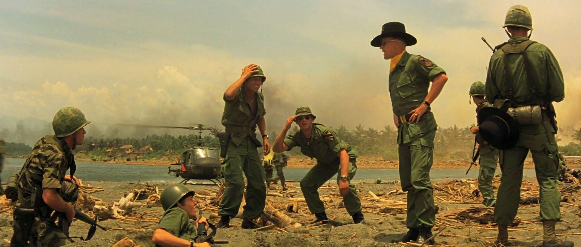 Apocalypse Now    Dir: Francis Ford Coppola    DoP: Vittorio Storaro    Year: 1979