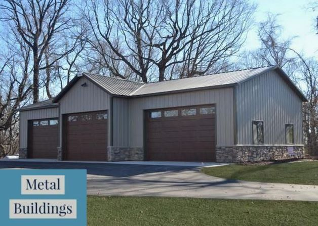 Large Metal Building Prices Save On Sturdy Metal Building Kits And Metal Barn Homes Metal Garage Buildings Metal Building Homes Metal Shop Building