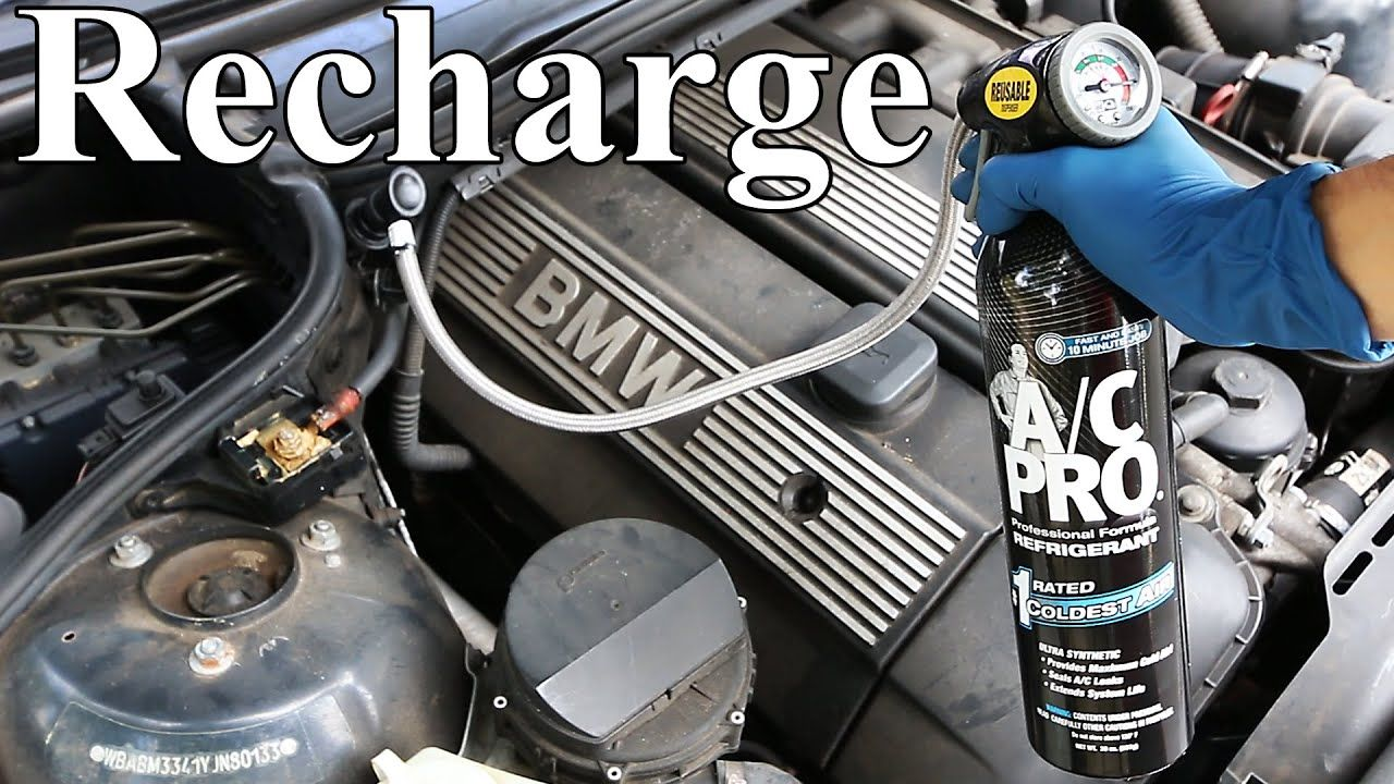 How to Recharge Your Car's AC System (Fast and Easy