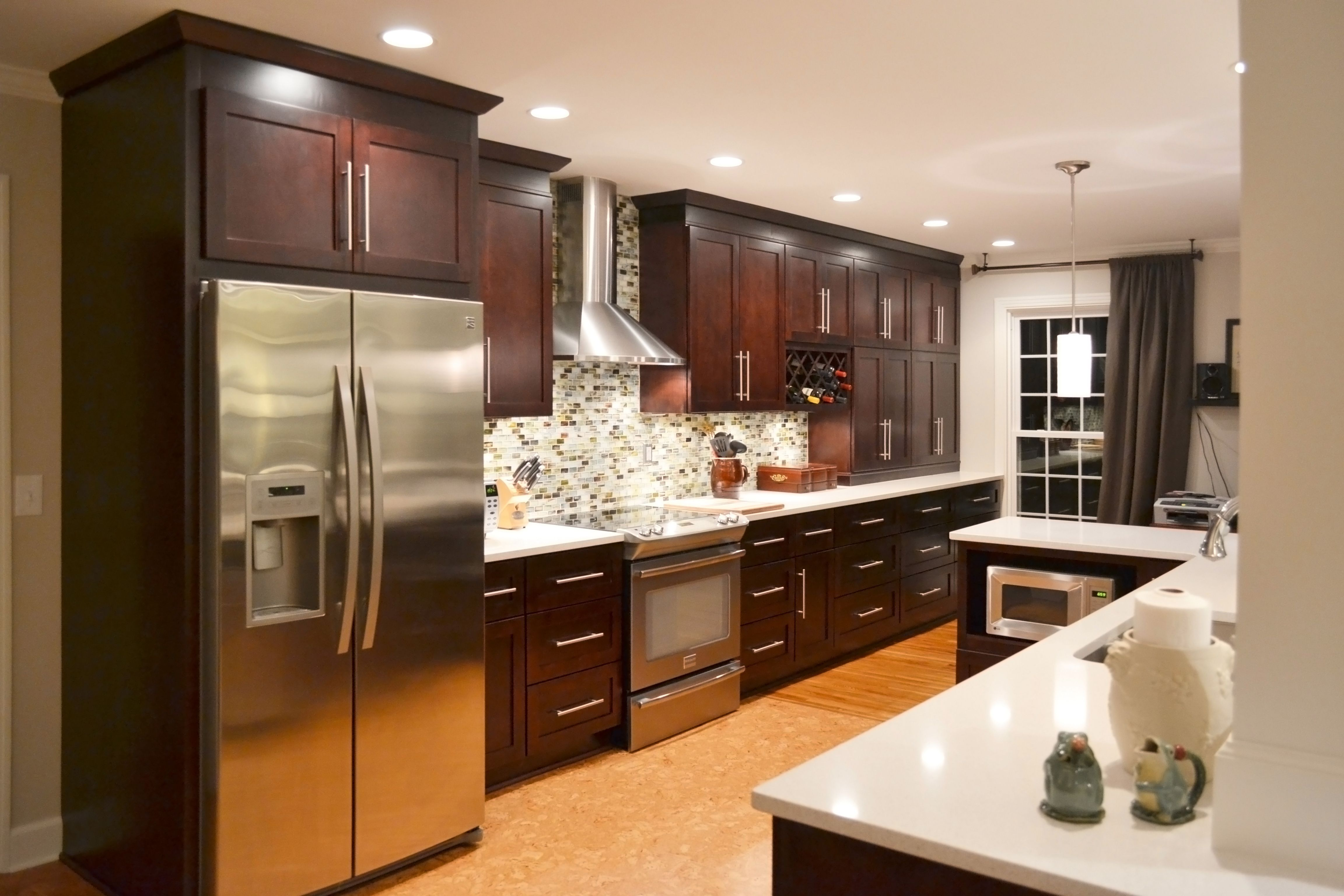 kitchen designers nashville nashville tn this kitchen design maximizes storage space 294