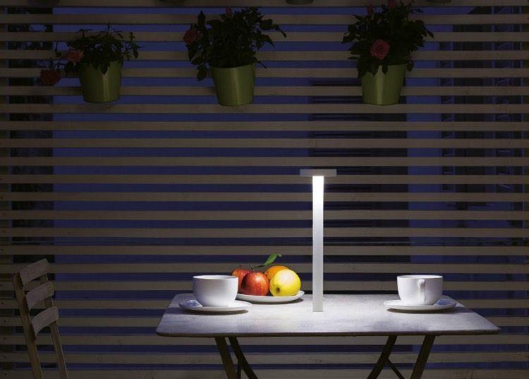 Lampe sans fil signée davide groppi et prête à révolutionner léclairage domestique