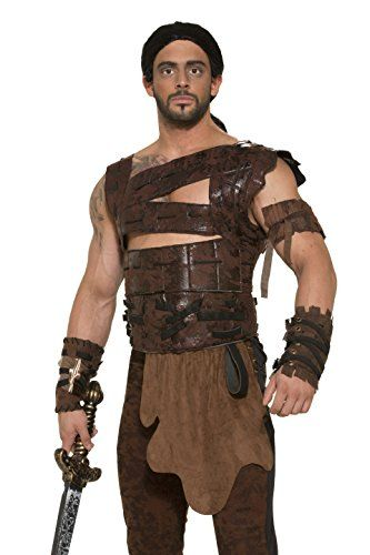 from china costume spiderman suppliers game of thrones dothraki khal drogo cosplay costume lord of the rings halloween carnival costume adult men n - Amazon Halloween Costumes Men