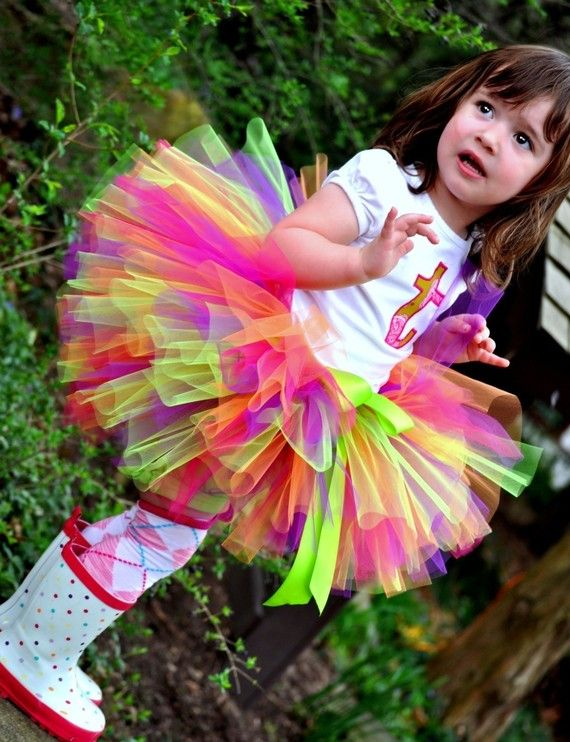 Toddler Tutu Skirt And Headband Sewn Set By TrinitysTutus 3000 Her Etsy Shop Has