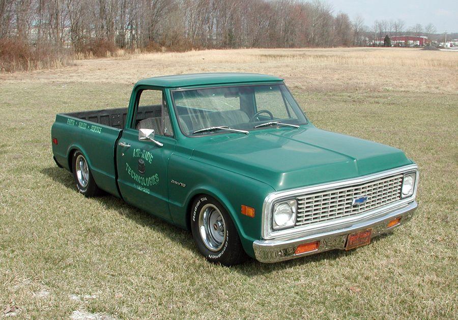 1970 C10 « Ridetech Garage