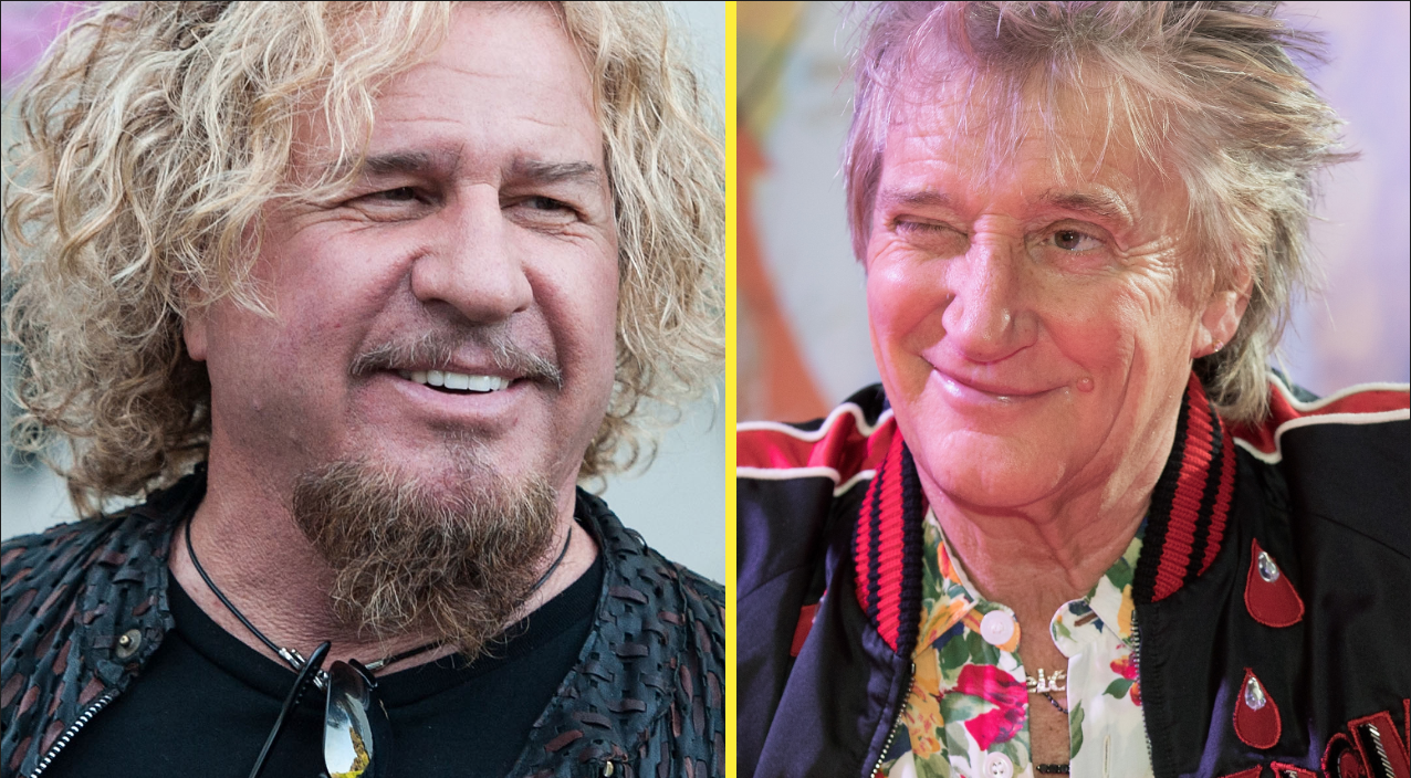 This Surprisingly Simple Tip From Rod Stewart Turned Sammy Hagar Into A One Man Party Overnight Man Party Man Red Rocker