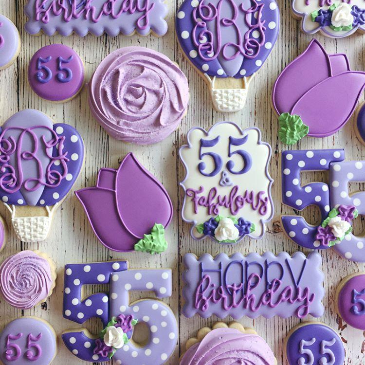 39+ 55th birthday cake images ideas