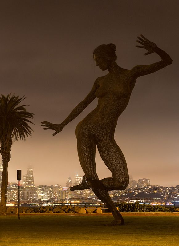Bliss Dance Sculpture