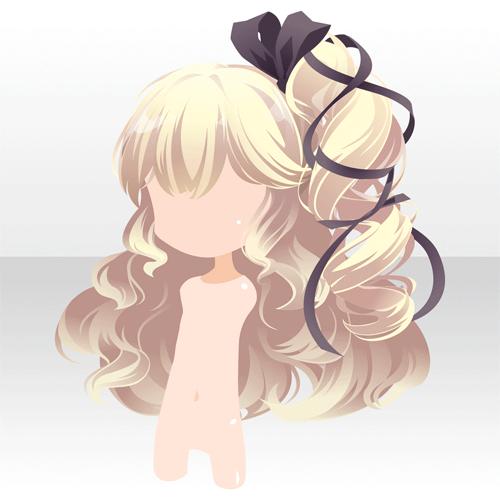 Emotionally Ornament Games アットゲームズ Anime Hair
