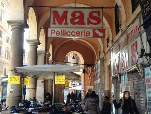 Mas- unusual shopping in Rome