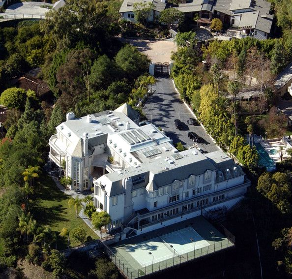 Celebrity addresses in hollywood