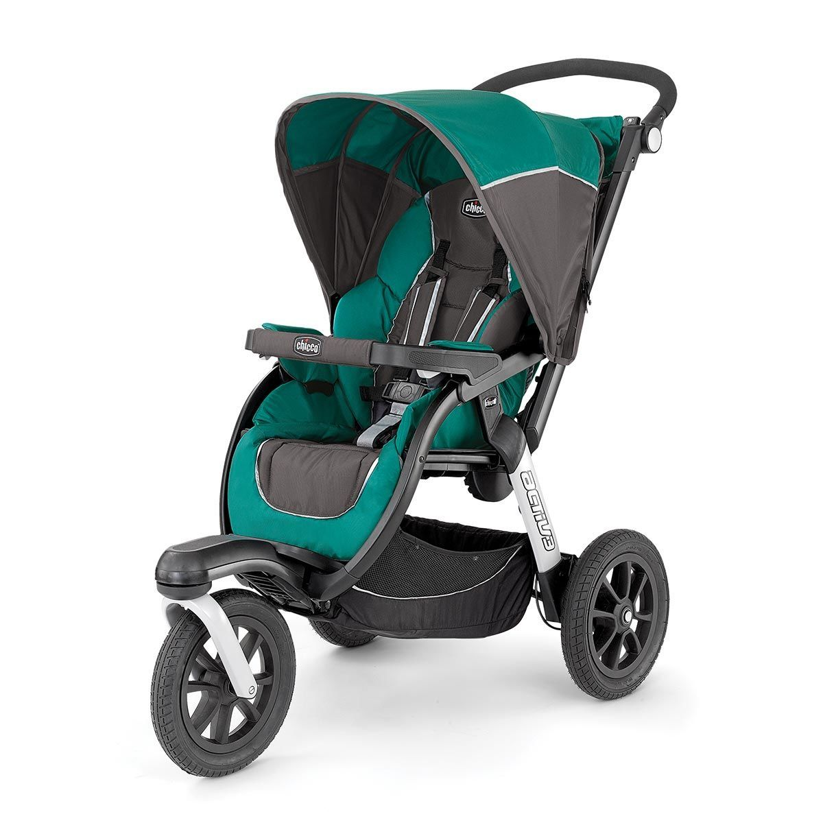 The perfect stroller solution for your active lifestyle