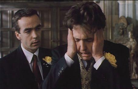 Hugh Grant As Charles And John Hannah Matthew In Four Weddings A Funeral