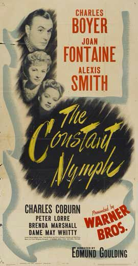 The Constant Nymph(1943) 6/10 - 12/18/14