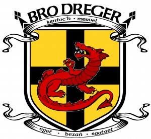 Le drapeau du Trégor n'est pas vieux. Il a été conçu en ...