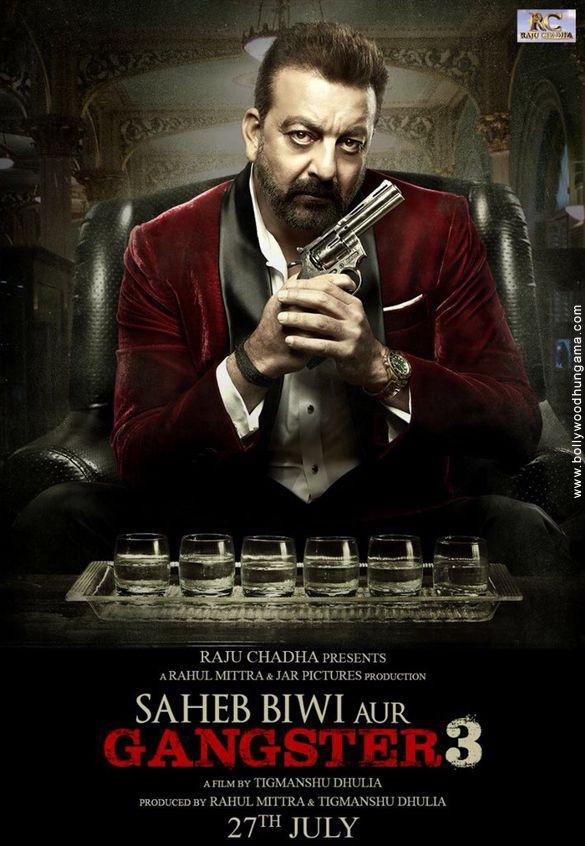 Saheb Biwi Aur Gangster 3 Sanjaydutt Bollywood Gangster Full Movies New Hollywood Movies