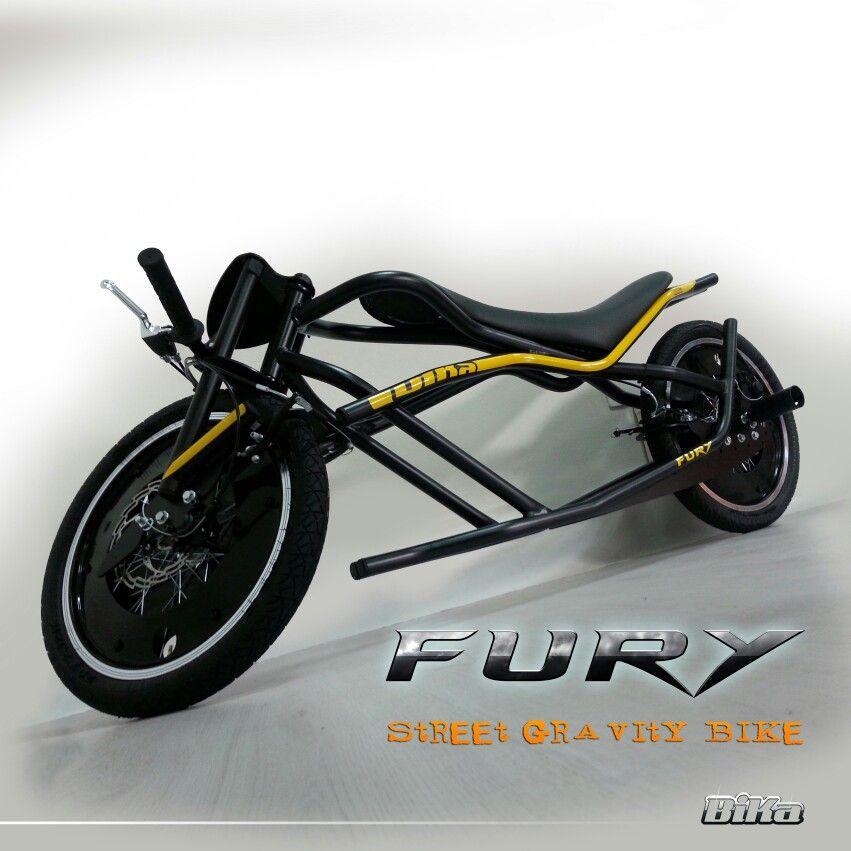 Bika FURY #gravitybike