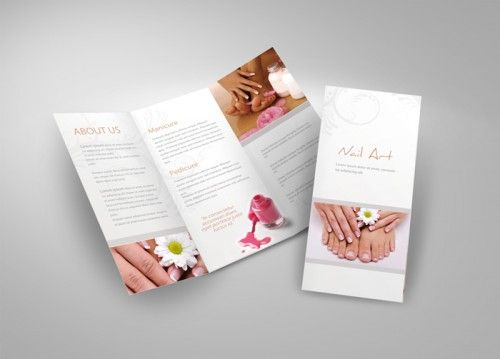 40 Tri Fold Brochure Design for Inspiration | Design inspiration ...