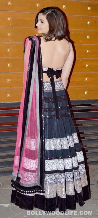 Kareena Kapoor, Priyanka Chopra, Anushka Sharma, Sunny Leone: Who's got the sexiest back? - Bollywood News & Gossip, Movie Reviews, Trailers & Videos at Bollywoodlife.com  #AliaBhatt