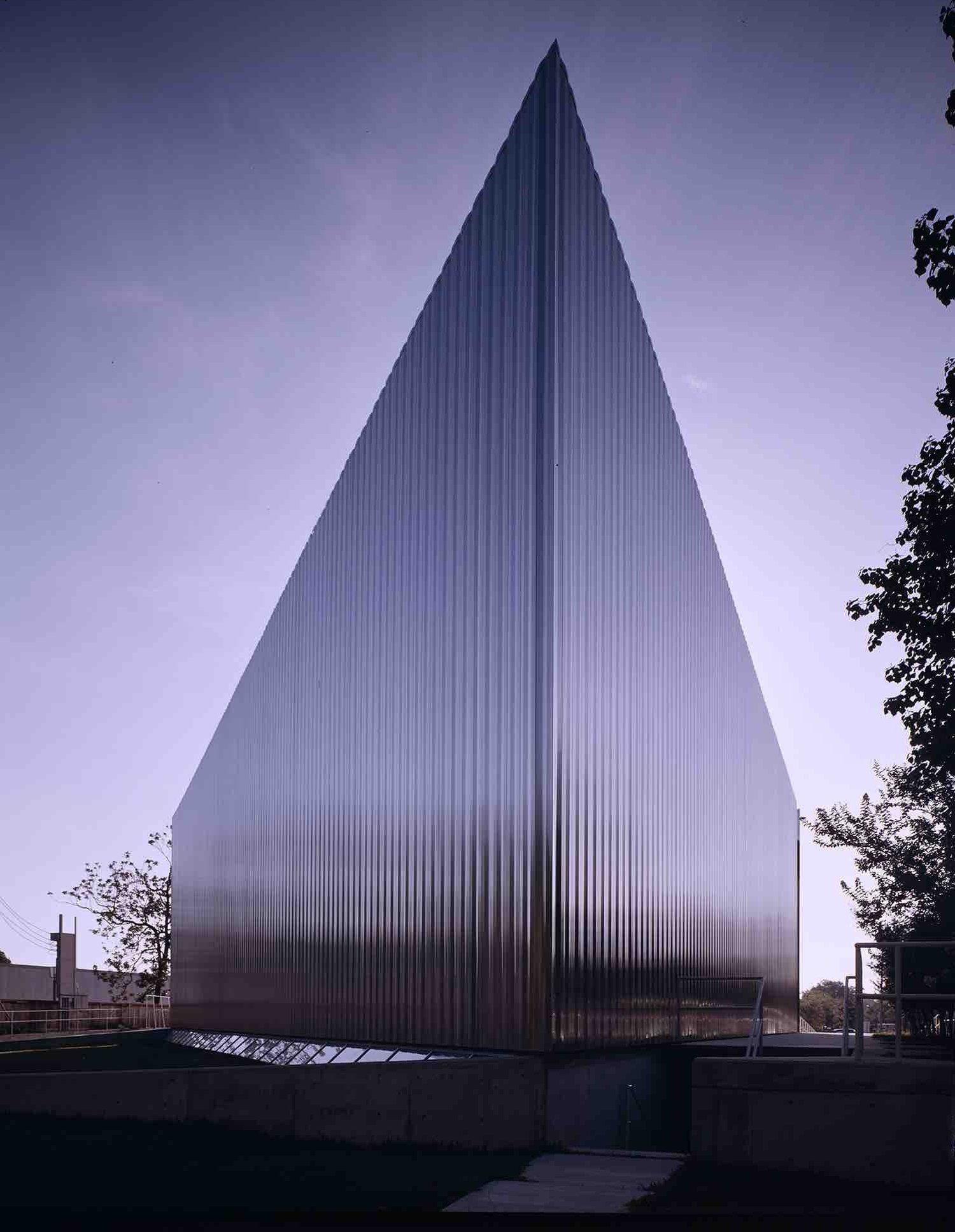 Gunnar Birkerts Contemporary Art Museum Houston Tx 1970