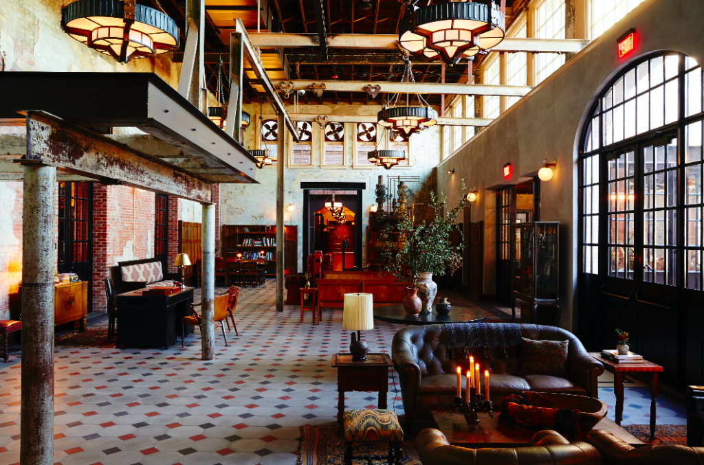 Design Is The Destination Hotel Emma Texas Usa Boutique Hotel Hotel Hotel Di Lusso