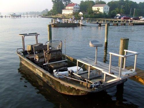 How to make bowfishing boats bowfishing boats fishing for Fish camping boat