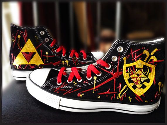 Pin by Steven Cook on Shoes   Converse, Legend of zelda