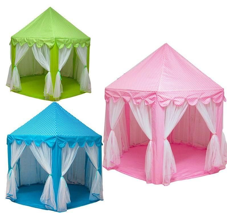 Kids Play Tents Prince and Princess Party Tent Children Indoor Outdoor tent Game House Three Colors  sc 1 st  Pinterest & Cheap Kids Play Tents Prince And Princess Party Tent Children ...
