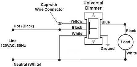 New Dimmer Switch Has Aluminum Ground Can I Attach To Copper Ground Dimmer Switch Dimmer Switch