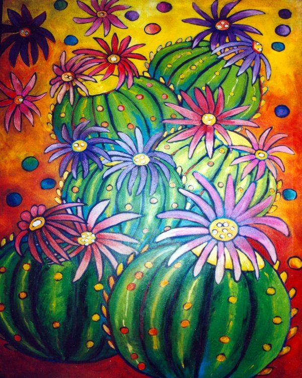 Cactus by elljaye on DeviantArt