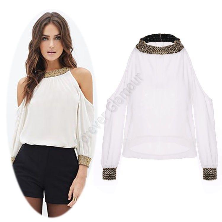 467729c8ee82 blusa de hombros caidos - Buscar con Google | Estilos y modas para ...